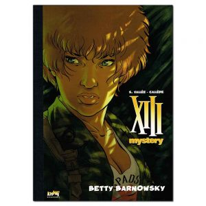 XIII – Betty Barnowsky