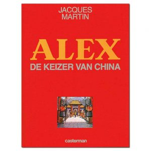 Alex – De keizer van China