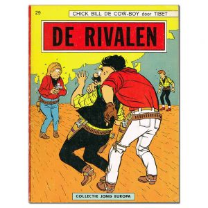 Chick Bill – De rivalen