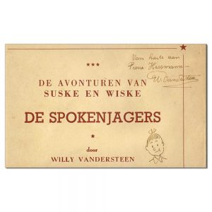 Willy Vandersteen